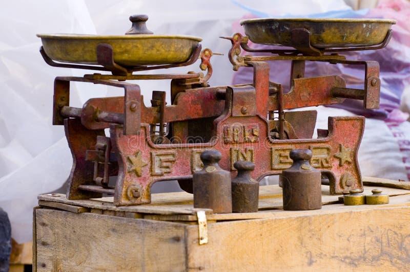 scales arkivbilder