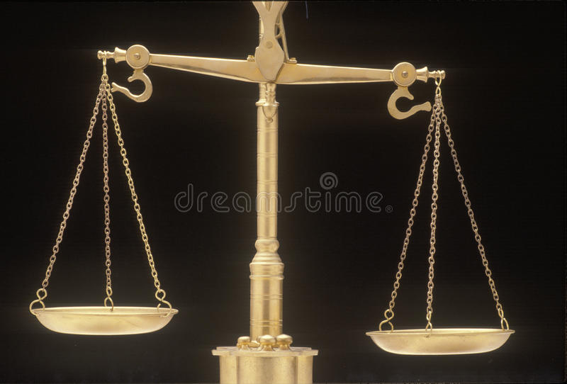 Download Scales of Justice stock image. Image of american, legal - 26894817