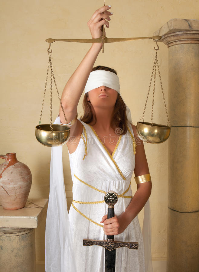 Download Scales Zodiac girl stock photo. Image of portrait, court - 15461092