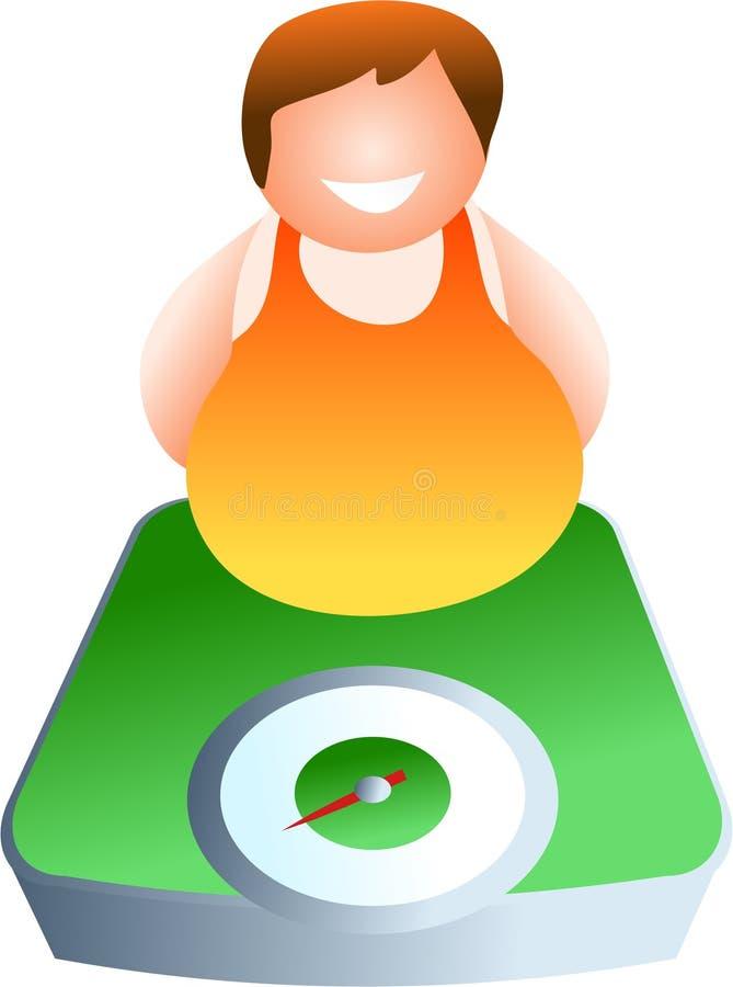 Download Scalesvägning stock illustrationer. Illustration av objekt - 517597