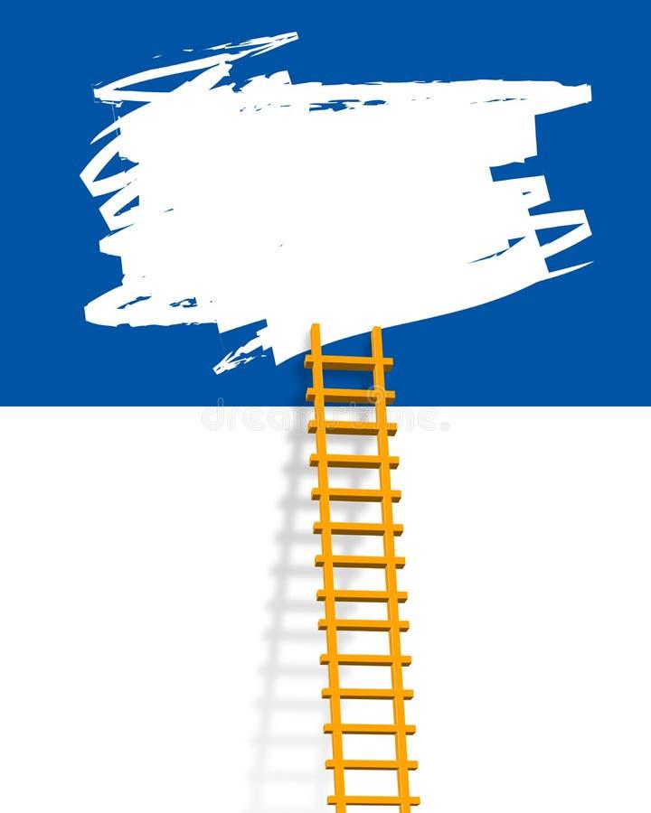 Scaletta royalty illustrazione gratis