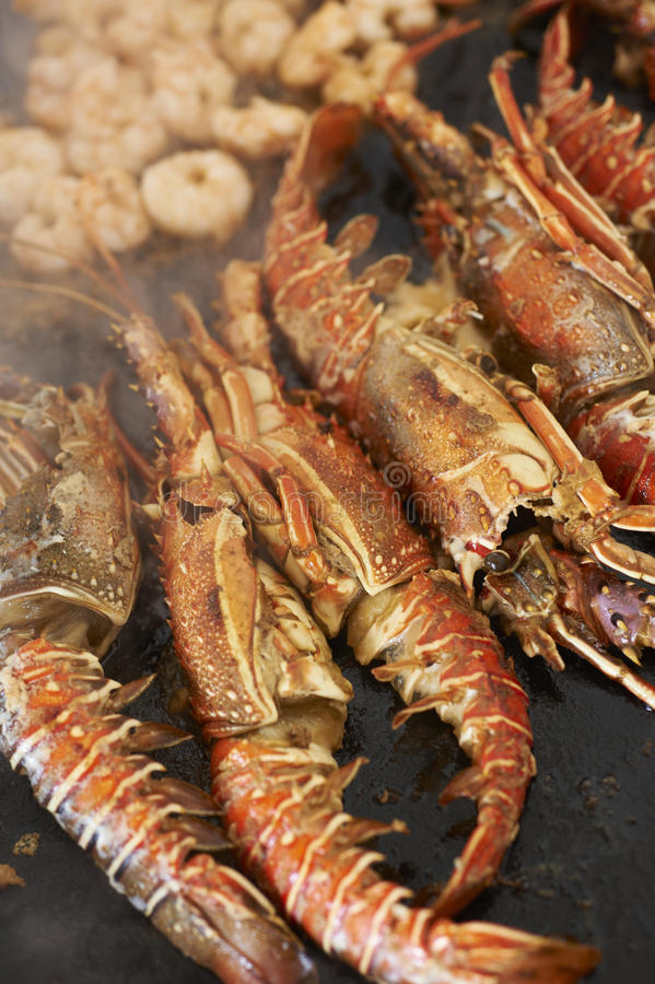 Download Scampi Crabs Royalty Free Stock Photos - Image: 26819588