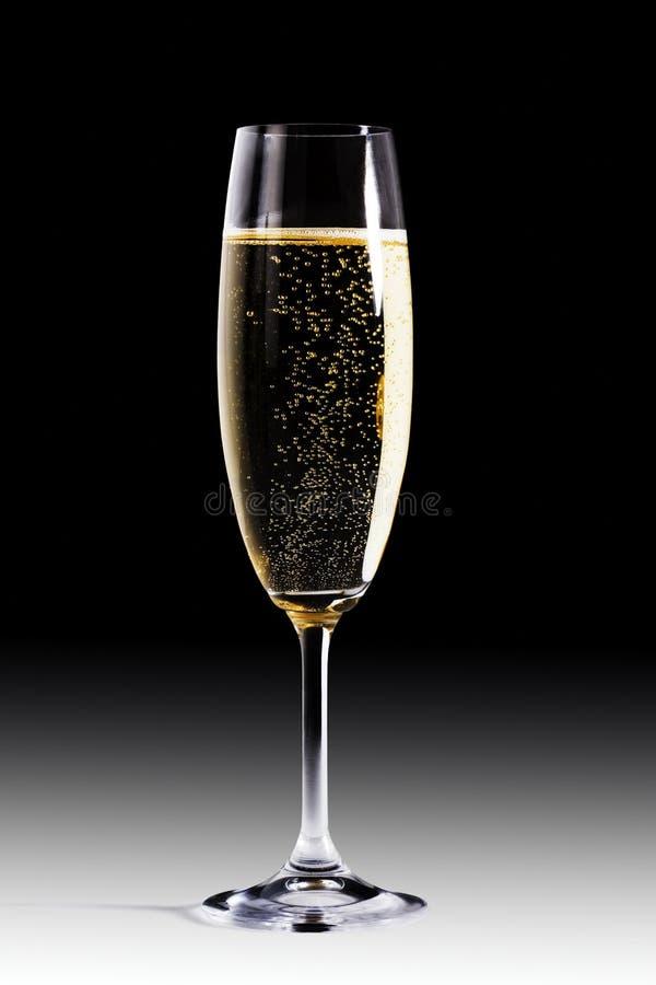 Scanalatura di Champagne immagini stock libere da diritti