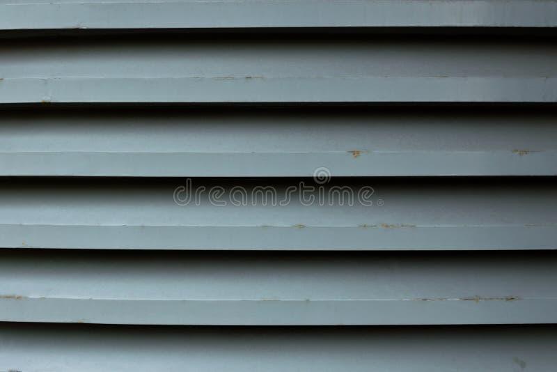 Scanalature di ventilazione fotografia stock