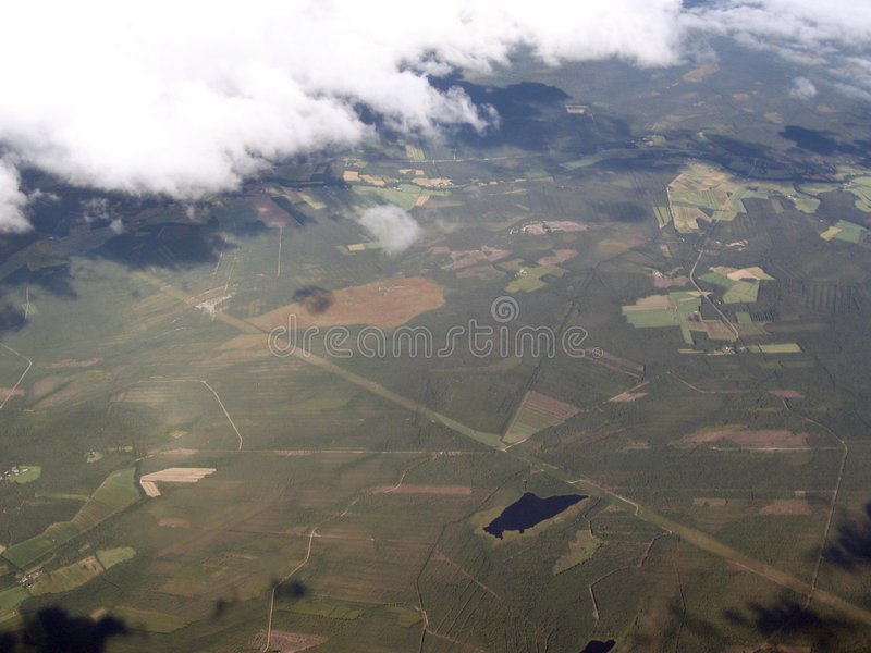 Download Scandinavia stock photo. Image of outdoors, aerial, planet - 7286250