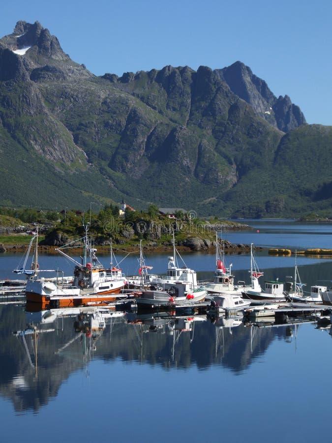 Download Scandinavia stock photo. Image of destination, landscape - 9822526