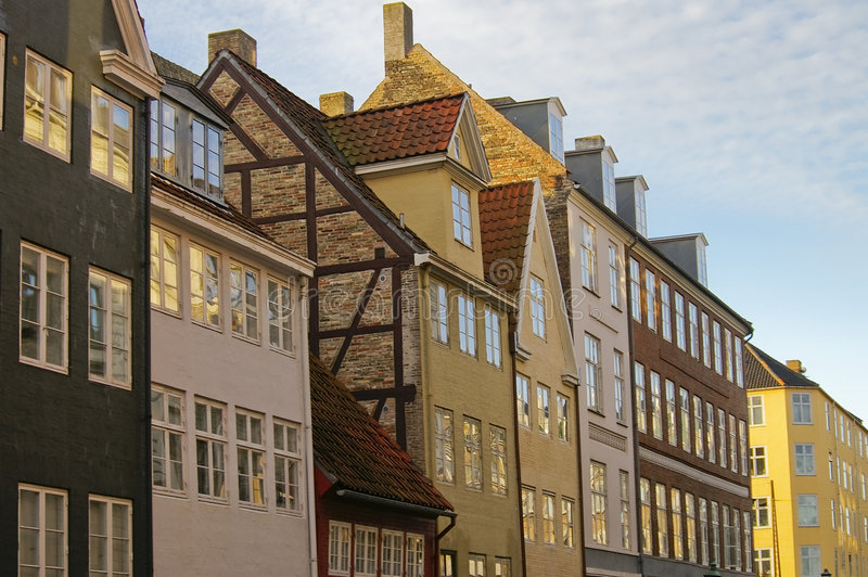 Download Scandinavia architecture stock image. Image of styles - 8302343