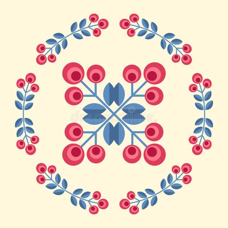 Folk Art Border Designs