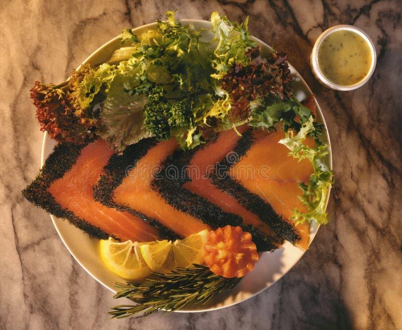 Download Scandinavian Salmon Gravlax Stock Image - Image: 18950059