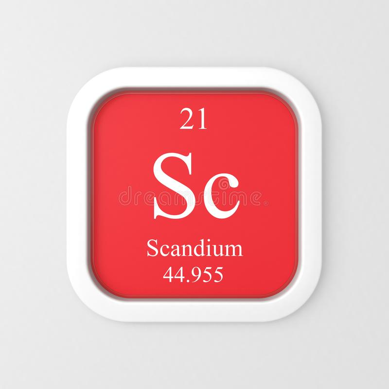 Scandium symbol from periodic table stock illustration download scandium symbol from periodic table stock illustration illustration of scandium icon 114313017 urtaz Image collections