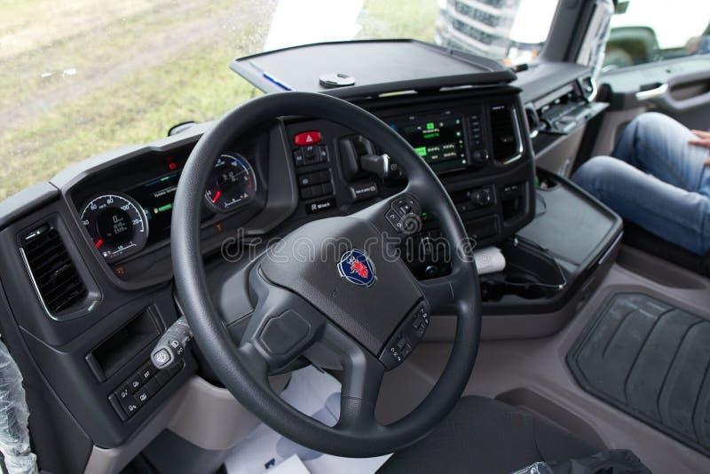 Scania G410 imagem de stock royalty free