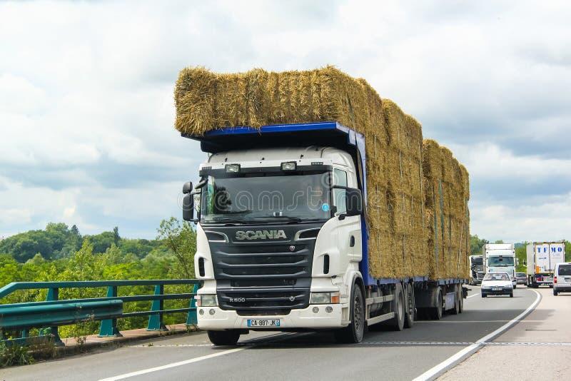 Scania R500 stock photo