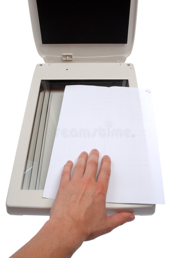 Scanner stock images