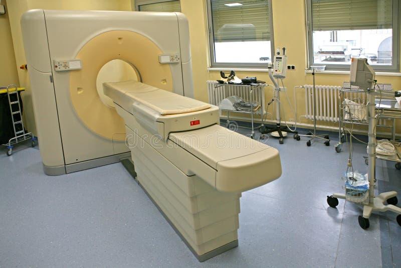 Scanner a risonanza magnetica 05 di formazione immagine fotografie stock