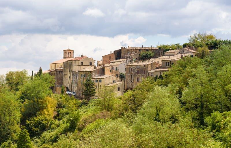 Scansano, Toskana, Italien stockfoto