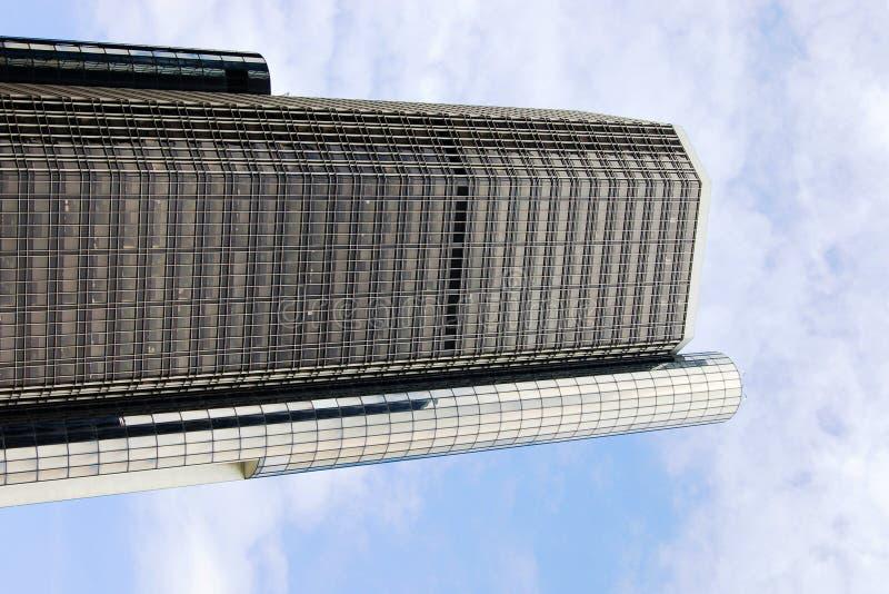 Scape da cidade do prédio de escritórios. imagem de stock royalty free