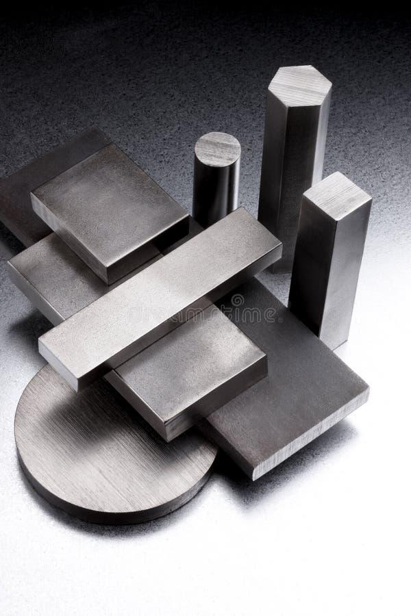 Scape de aço fotografia de stock
