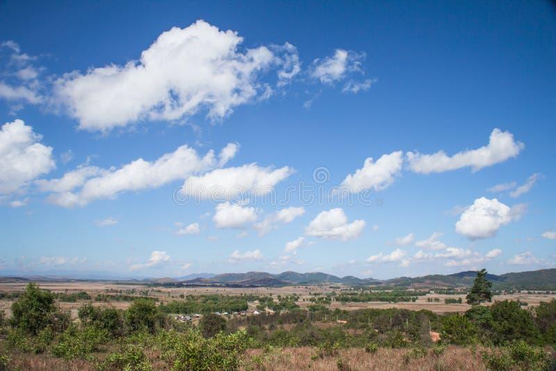 Scape de terre photographie stock libre de droits