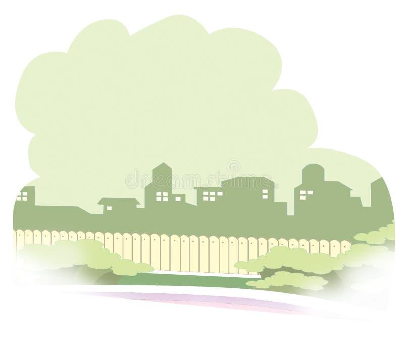 Download Scape della vicinanza illustrazione di stock. Illustrazione di wooden - 7300714