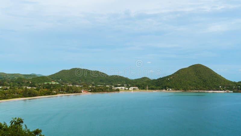 Scape est de mer de la Thaïlande photos stock