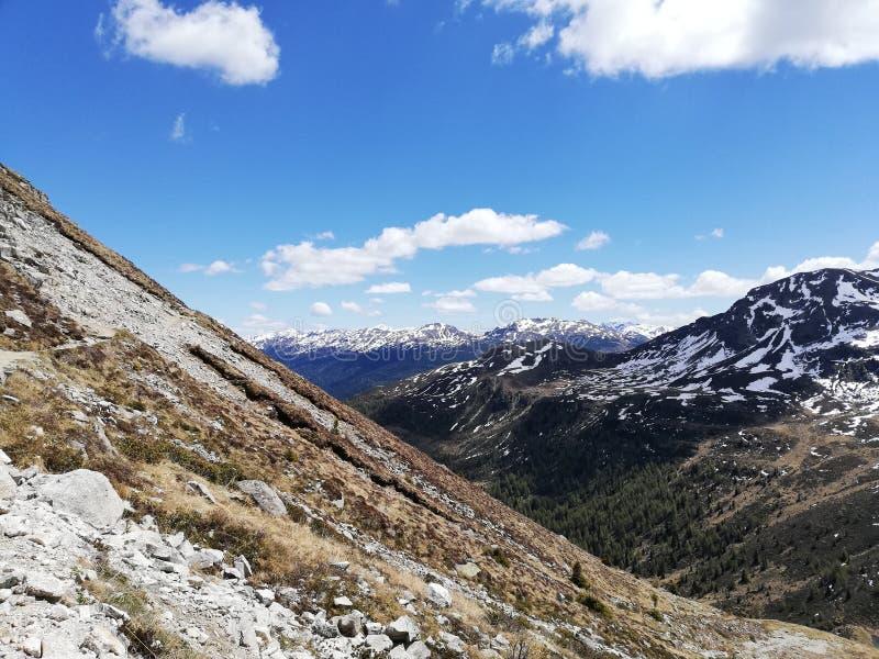 Scapes de montagne photos stock