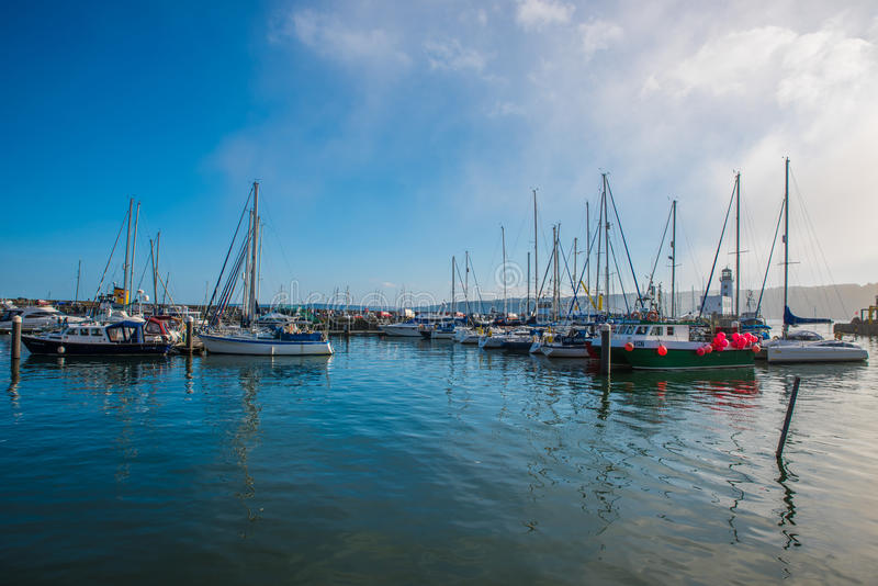 Scarborough royalty free stock photography
