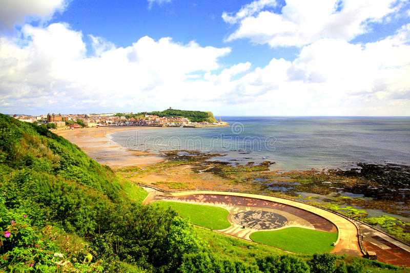Scarborough, North Yorkshire, UK. Royalty Free Stock Images