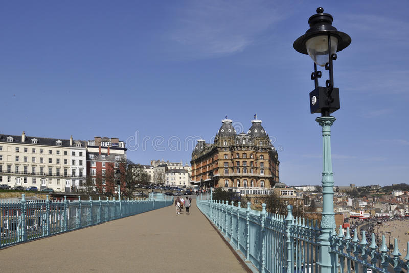 Download Scarbourgh Town Stock Photography - Image: 26006302