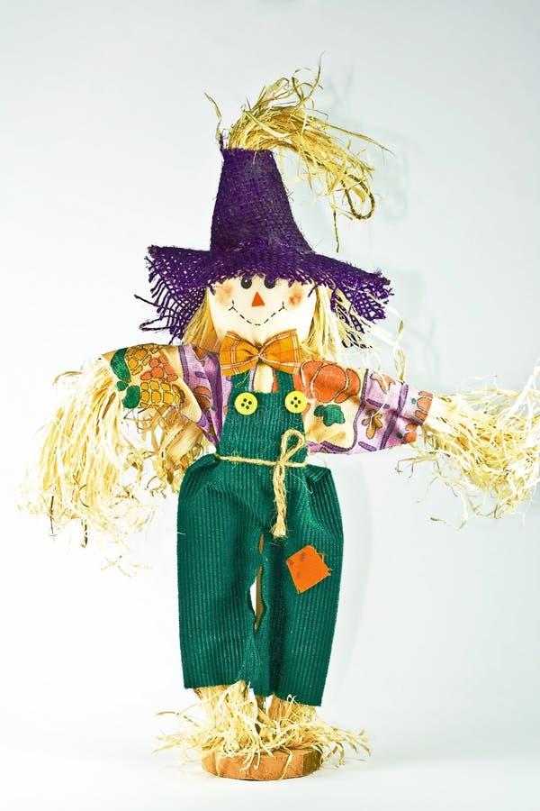 Scarecrow. stock photography