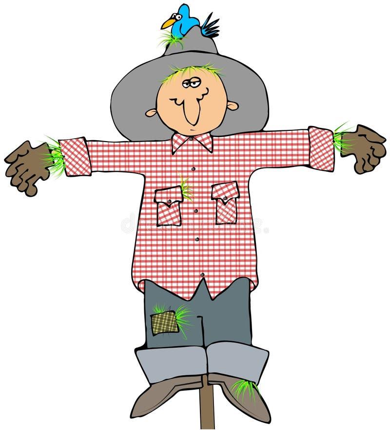 Download Scarecrow Royalty Free Stock Photos - Image: 6877408