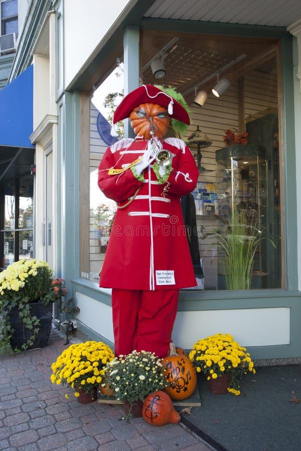 Scarecrow Contest royalty free stock photos