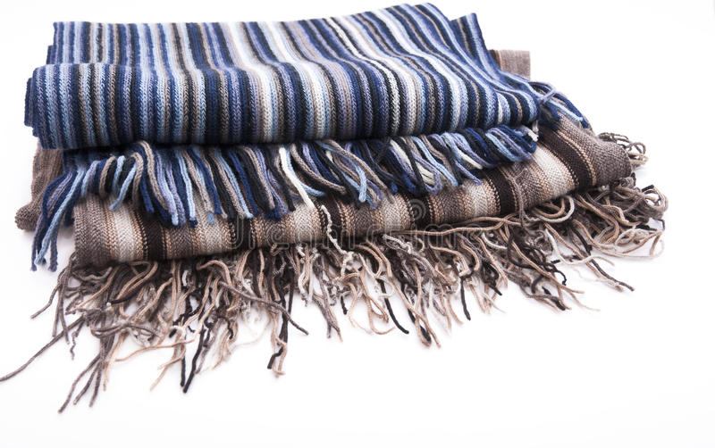 Scarf stock photography