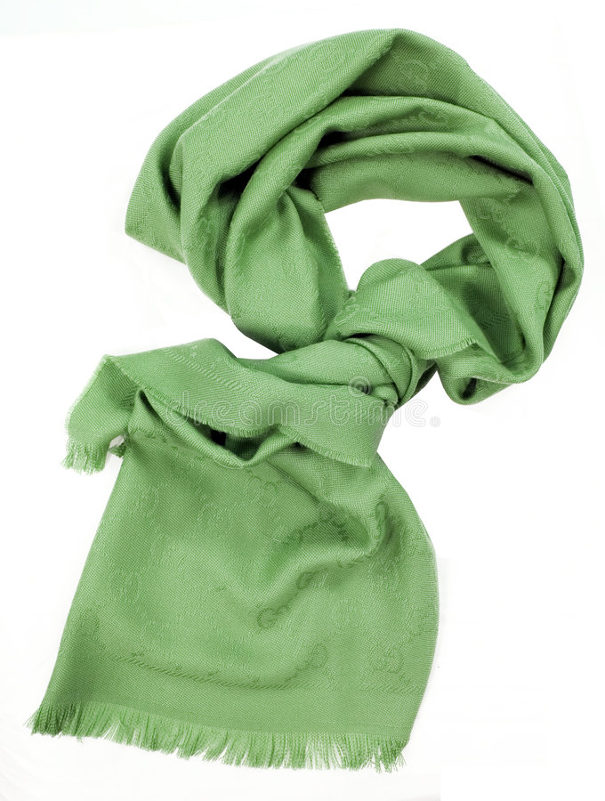 Scarf royalty free stock image