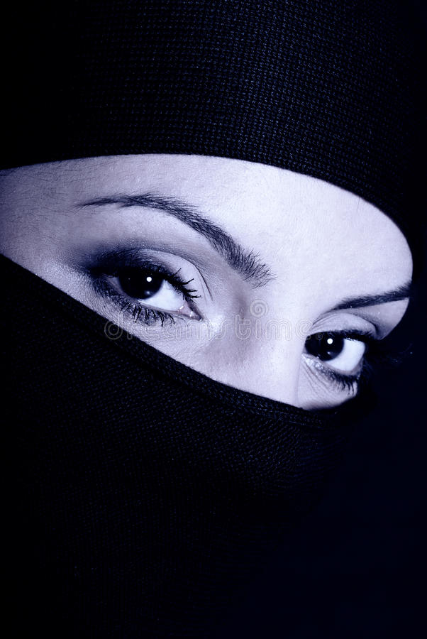 Download Scarf beauty stock photo. Image of lady, healthy, eyes - 24939886