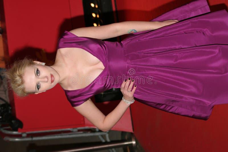 Free Scarlett Johansson Royalty Free Stock Image - 12787166