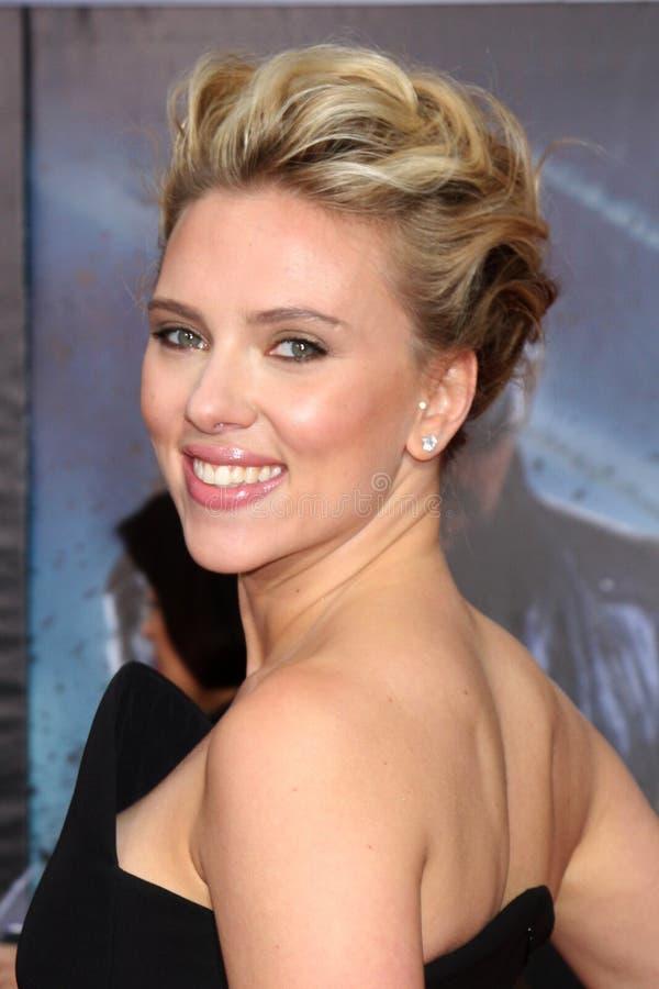Scarlett Johansson stock foto's