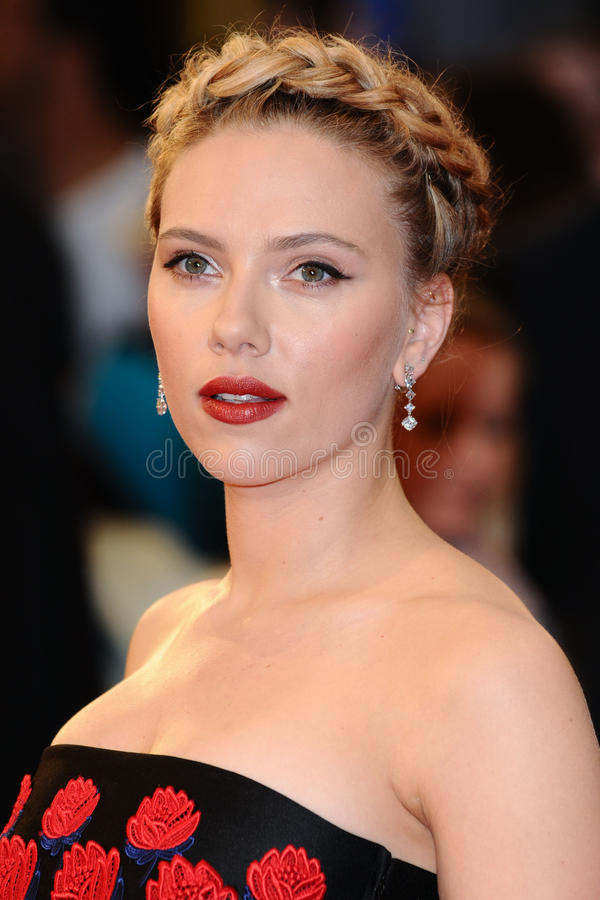 Free Scarlett Johansson Royalty Free Stock Photography - 25374497
