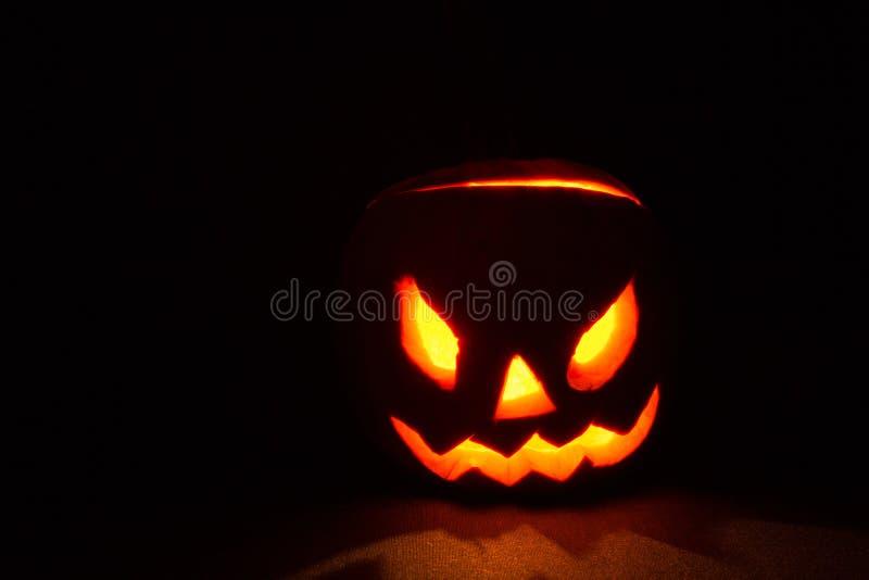 Scarry Halloween bania horyzontalny zdjęcia stock