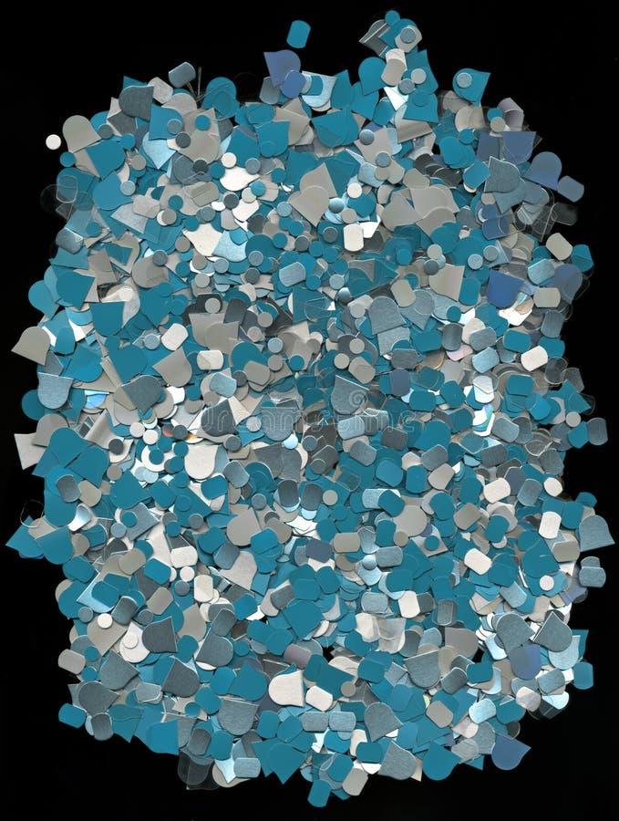 Download Scarto Della Alluminio-plastica Immagine Stock - Immagine di piccolo, scintillio: 3142511