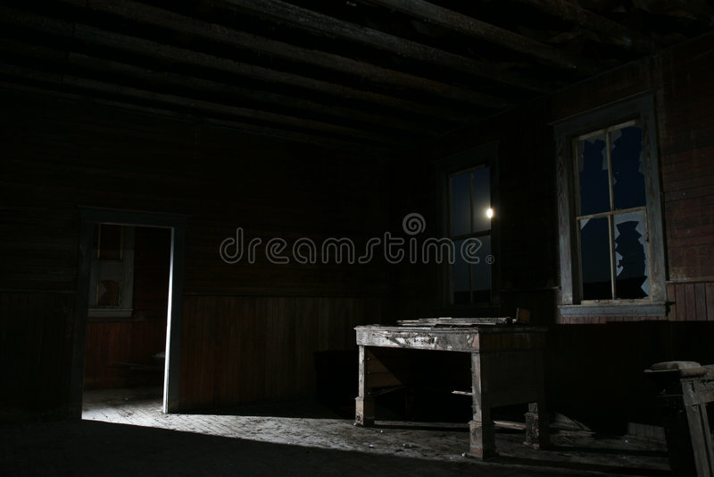 Download Scary door stock photo. Image of creepy, intintimidating - 1032090