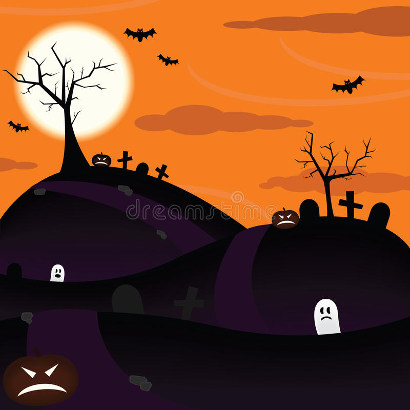 Download Scary Halloween Stock Photo - Image: 10620040