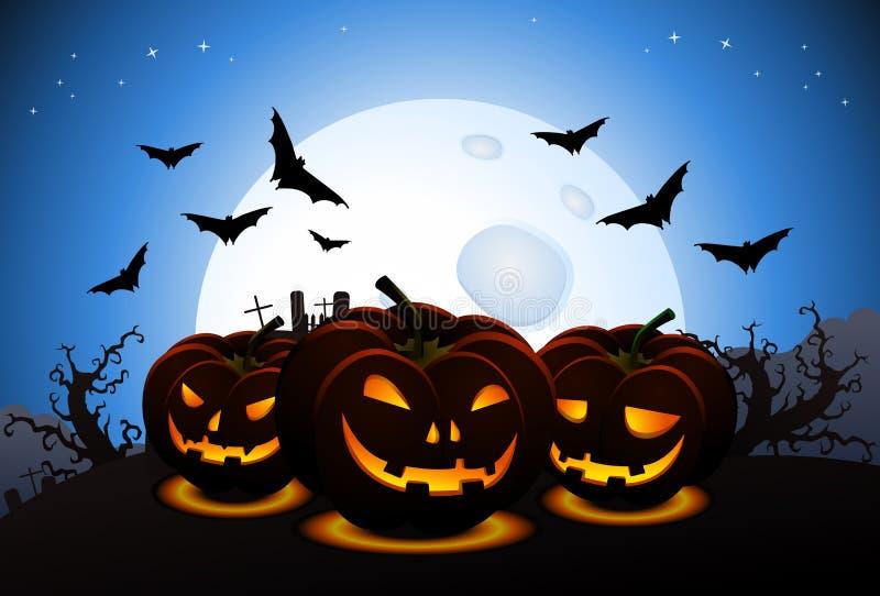 Halloween Wallpaper Stock Vector Illustration Of Animal 60439126