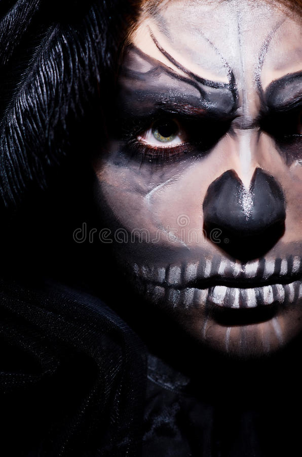 Scary monster stock photos