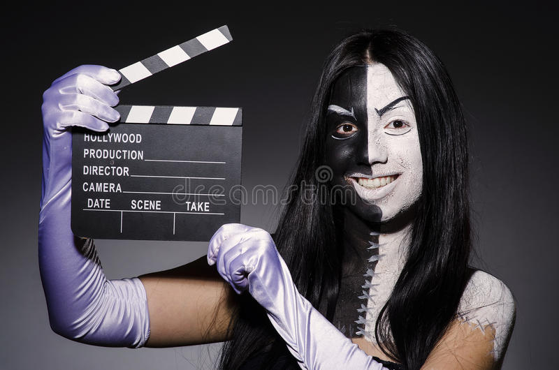 Download Scary Monster Stock Photo - Image: 34469060