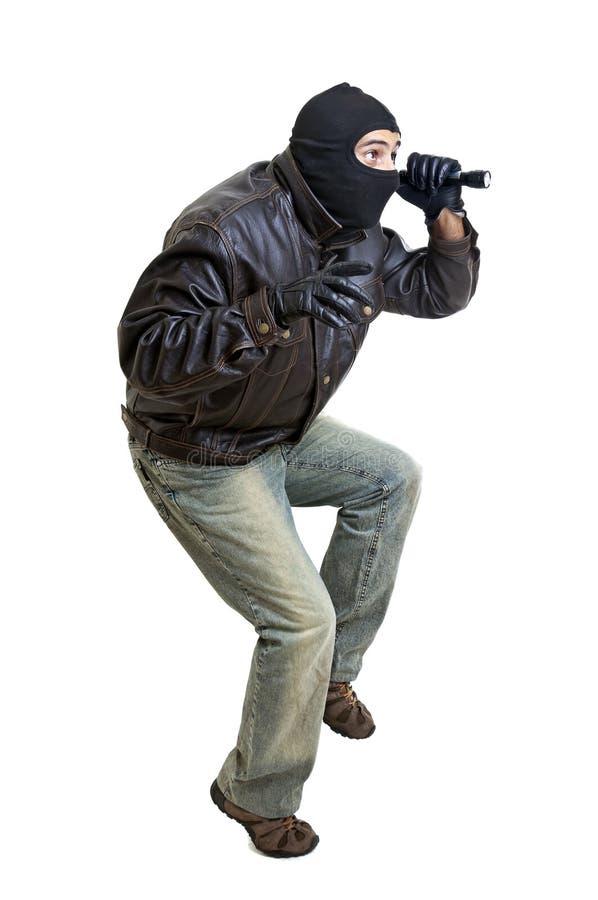 Scassinatore fotografia stock