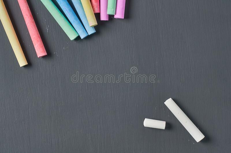 Happy People 10 Pieces Blackboard Chalk