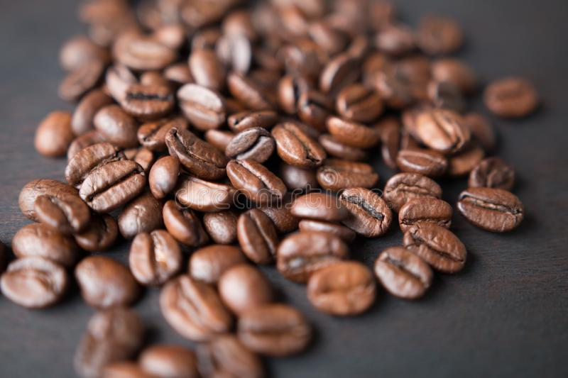 Scattered Pile Of Coffee Beans Free Public Domain Cc0 Image