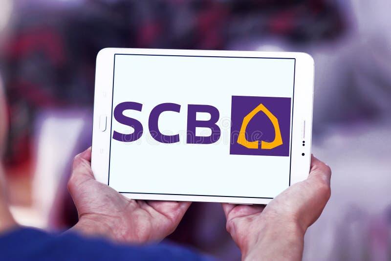 Download SCB, Siam Commercial Bank fotografía editorial. Imagen de logotipo - 100525982