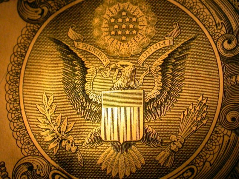 Sceau des Etats-Unis photo libre de droits