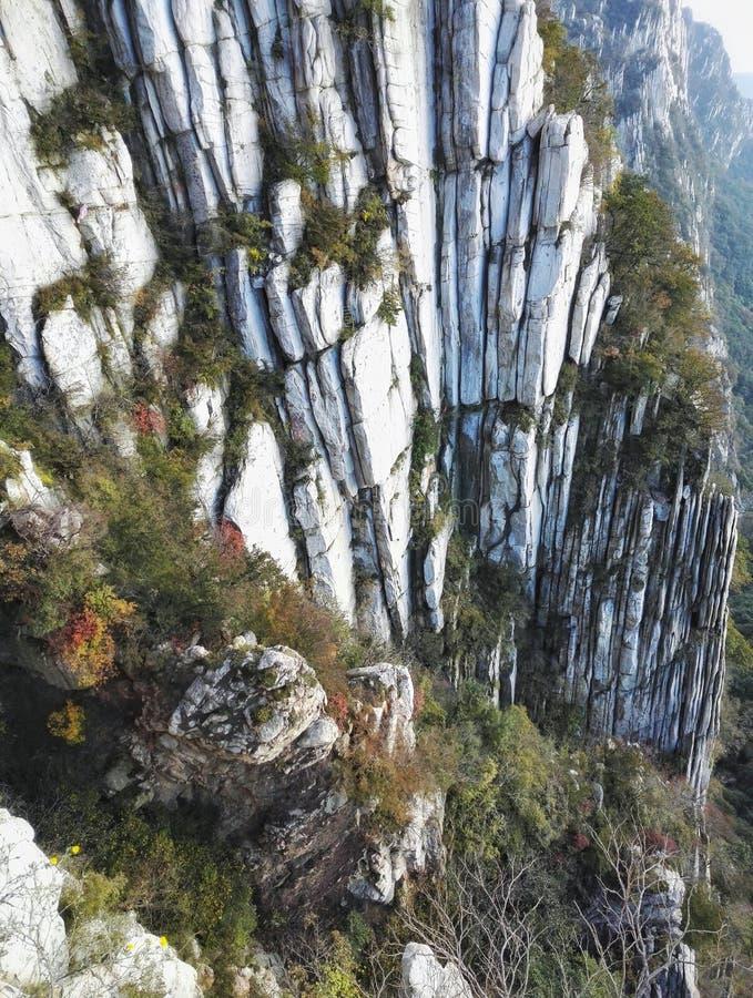 Scena dell'errore del Monte Song immagini stock libere da diritti